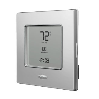Home Heating Thermostats Pioneer Gas Furnace Home