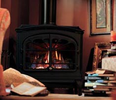 Home Heating : Gas Fireplaces | Pioneer Gas Furnace Home Comfort ...