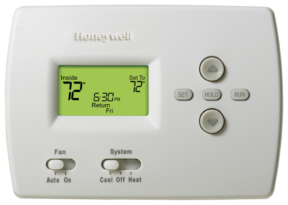 Products Home Heating Thermostats on honeywell visionpro 8000 thermostat